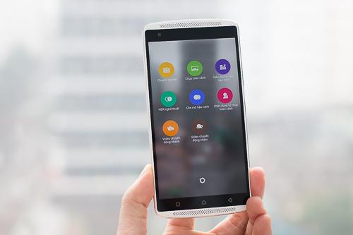 Android giá tầm trung chip cao cấp mang tên lenovo vibe x3