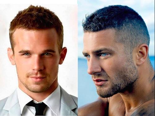 Xu hướng tóc cực chất mà các chàng không thể bỏ qua trong năm này
