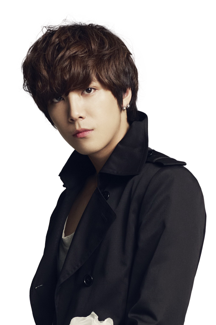 Kiểu tóc xoăn nam tuyệt chàng trai kpop hàn quốc cá tính