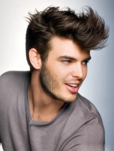 Những kiểu tóc nam đẹp cho chàng khuôn mặt dài cá tính