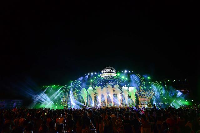 Khép lại những đại nhạc hội bãi biển lớn nhất việt nam
