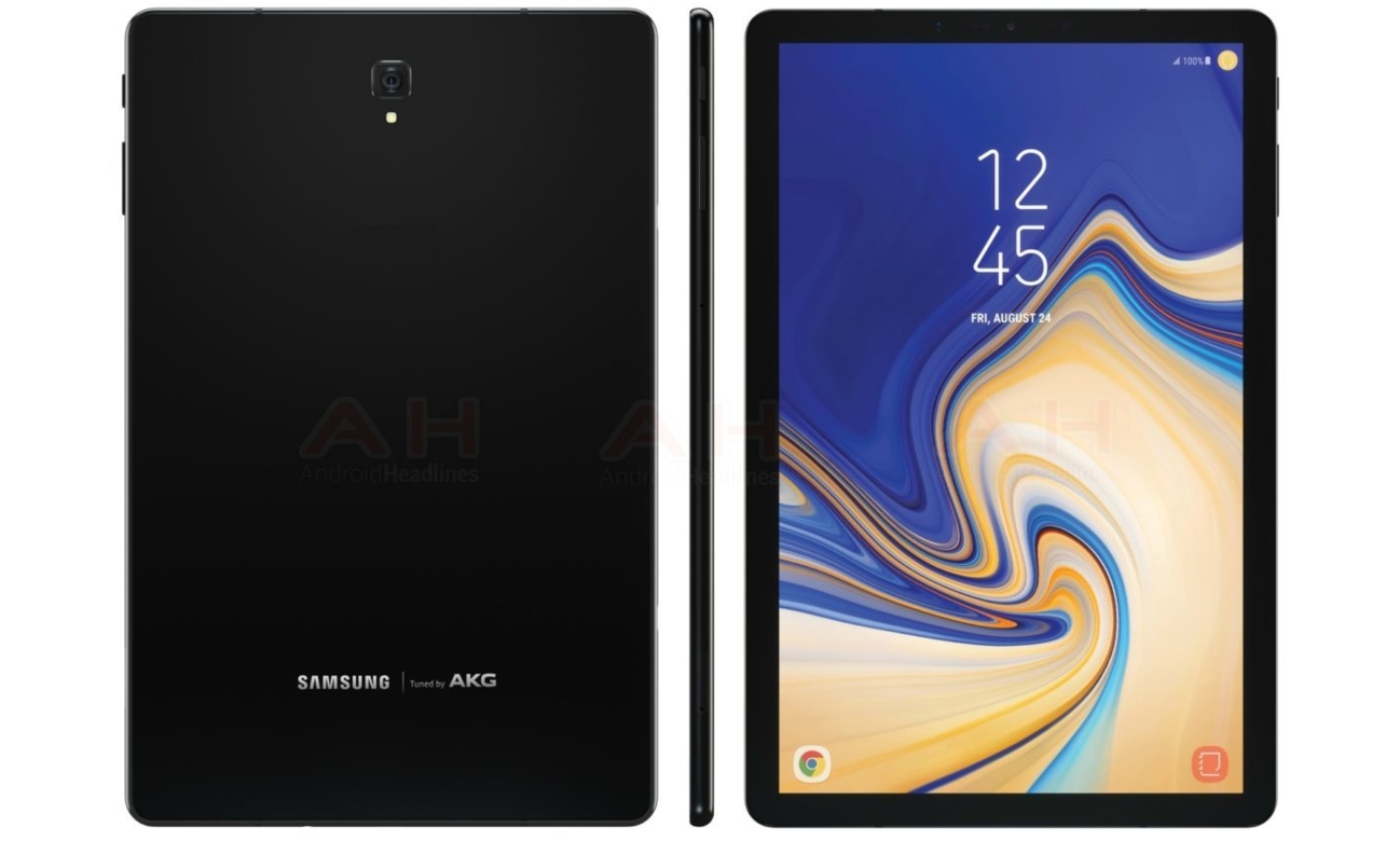 Galaxy tab s4 chiếc tablet android mới sắp ra mắt