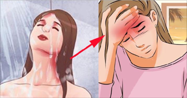 Người đàn ông đột tử sau khi tắm