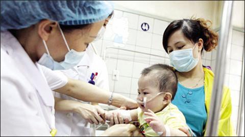 Tránh nhầm lẫn bệnh sởi và sốt phát ban